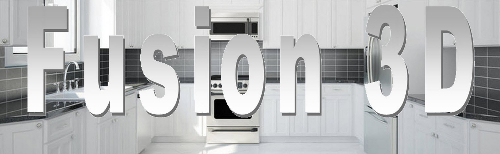 Logiciel de cuisine Fusion 17D / SketchUp